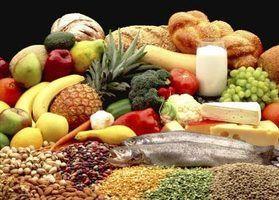 Vegetais e frutas fontes de catalase