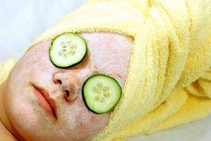 10 Passos de um spa facial