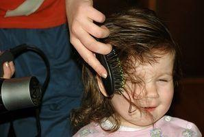 1940 Penteados para crianças