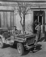 1942 Ficha do jipe ford