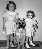 Roupas para crianças 1950