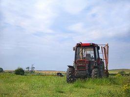 A Ford 8N é um trator agrícola.