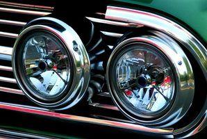 1962 Especificações impala chevrolet