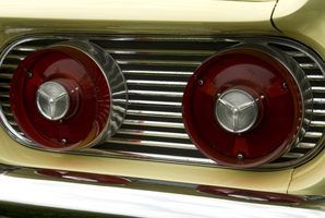 1969 Ficha do cutelo de oldsmobile