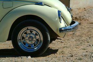 Gerações de entusiastas de ter amado o Bug VW.