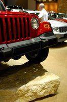 1995 Jeep wrangler especificações grande rio