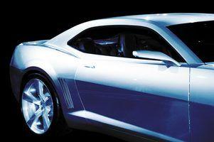 Camaro 2010 ficha v6
