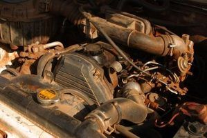 3116 Especificações do motor diesel da caterpillar