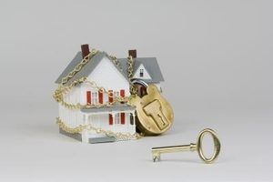 casas hipotecadas devem ser winterized para evitar danos.