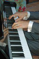 Uma lista de carreiras para um pianista