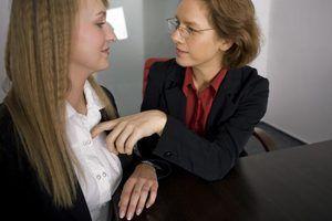 Sobre o assédio sexual no local de trabalho