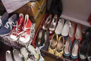 Sobre palmilhas para fazer sapatos encaixar melhor