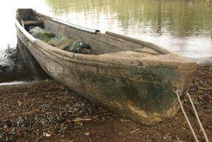 canoas eram um modo proeminente de transporte no Noroeste do Pacífico.