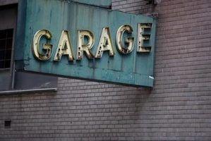 Sendo responsável por um negócio de reparação automóvel