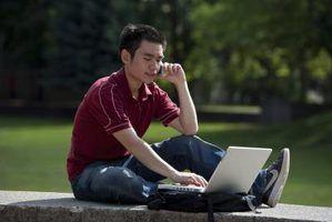 Trabalhos de contabilidade para estudantes