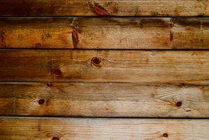 Acrílico impregnada pisos de madeira prós e contras