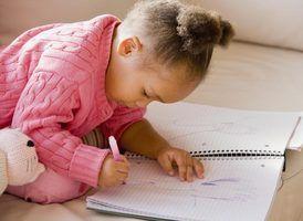 Atividades para pré-escolar sobre auto-estima positiva