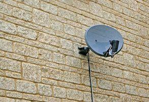 Vantagens e desvantagens de televisão por satélite