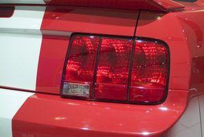 especificações de alinhamento para a Ford Mustang precisa ser exato para garantir um ótimo desempenho.