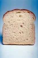 Farinha de amêndoa vs. Farinha de trigo