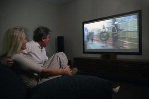 Frequências alternativas para canais de televisão sky