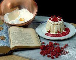 Alternativas à farinha de bolo