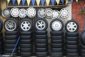 Alumínio especificações de torque da roda