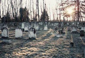 Associações cemitério americano