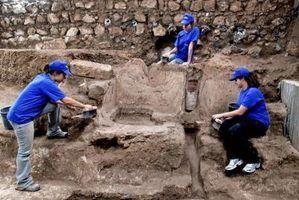 Projetos de arqueologia para crianças