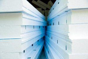 Métodos de fixação para isolamento placa de espuma