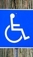 Subvenções automotivos para deficientes