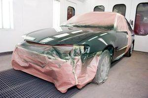 Pintura automotiva: cores de primers