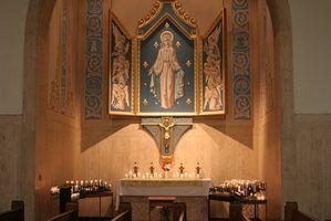 Ideias igreja decoração batista