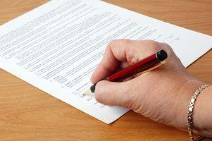 Regras estabelecidas no contrato de beisebol