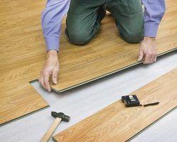 Opções de revestimento cave para sobre concreto