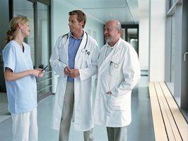 Testes de entrada básicas para ocupações de saúde
