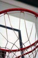 Regras de basquete universitário para goaltending