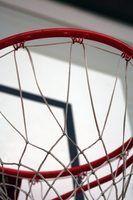 Regras de basquete para uma falta kickball