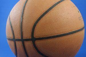 Regras de substituição de basquete