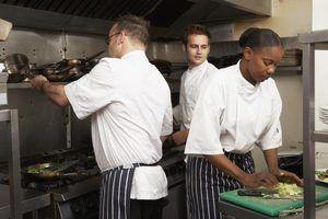 Benefícios para um trabalhador de serviço de alimentação