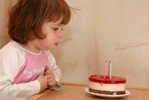 Presentes de aniversário para uma menina de seis anos de idade