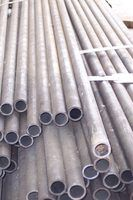 Usos de tubos de ferro preto