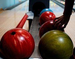 Dicas bowling para jogadores em linha reta