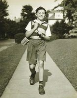 Modas menino na década de 1930