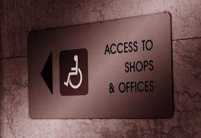 Requisitos de sinalização em braille