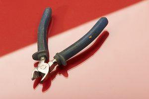 Ferramentas cortador de cabo