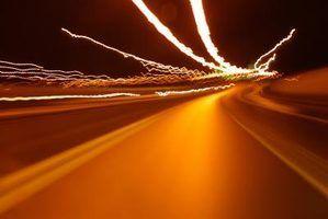 Leis da califórnia em mais de 20 mph sobre o limite de velocidade