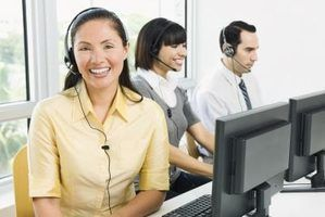 Centro de chamadas de serviço ao cliente da entrevista representante dicas resposta