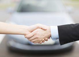 Posso comprar um carro de um vendedor privado, com um empréstimo de carro?