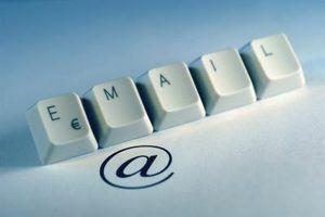 I pode ter mais de um endereço de e-mail?
